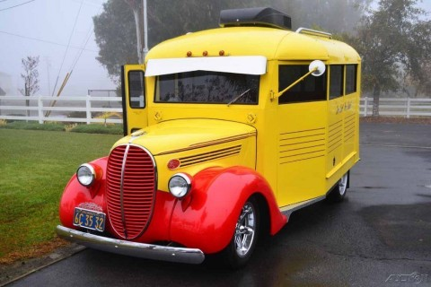 1939 Ford Wayne Jr Bus for sale
