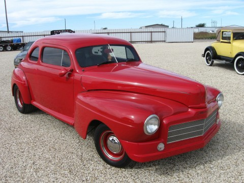 1946 Mercury Coupe Customized Street rod for sale