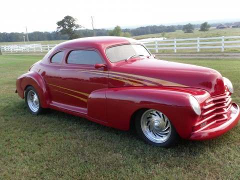 1948 Chevy Custom Coupe for sale
