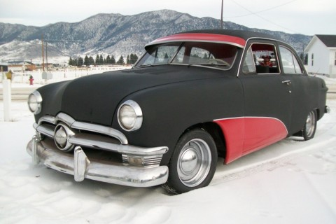 1950 Ford 2 door hot rod / rat rod for sale