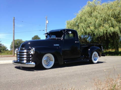1951 Chevrolet pick up Truck 3100 Standard Cab Pickup for sale