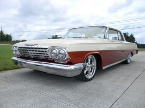 1962 Chevrolet Impala Custom for sale
