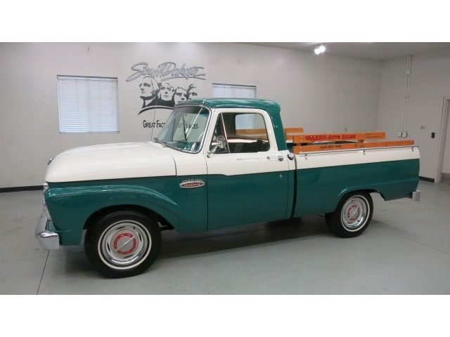 1965 Ford F 100 Custom S.B.