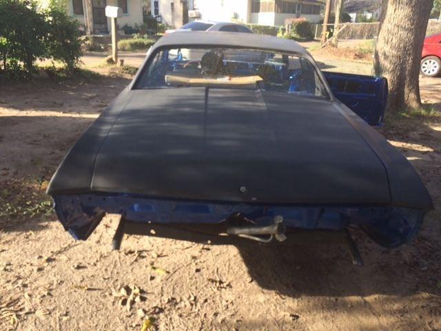 1970 2 door Chevrolet Impala Custom coupe