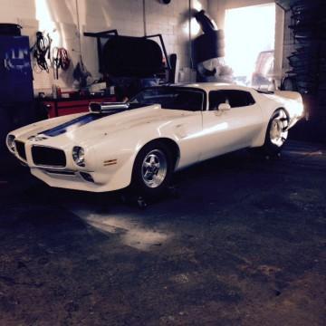 1970 Pontiac Trans Am Custom Chopped Big Block for sale