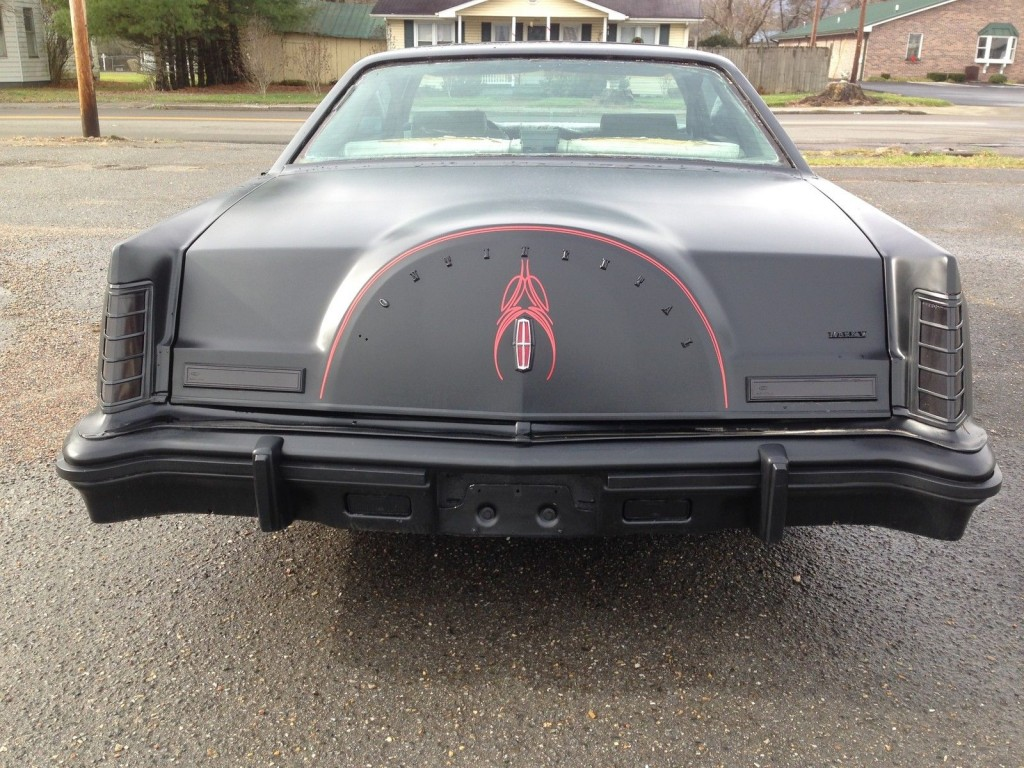 1979 Lincoln Mark V custom rat rod