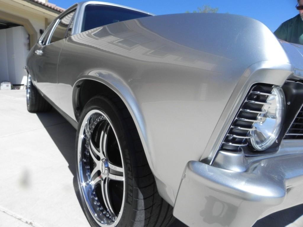 2009 SEMA Show Car, 1972 Chevy Nova LS7 Pro Touring
