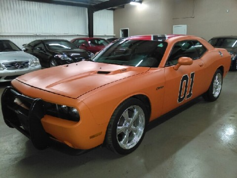2011 Dodge Challenger RT HEMI General LEE for sale