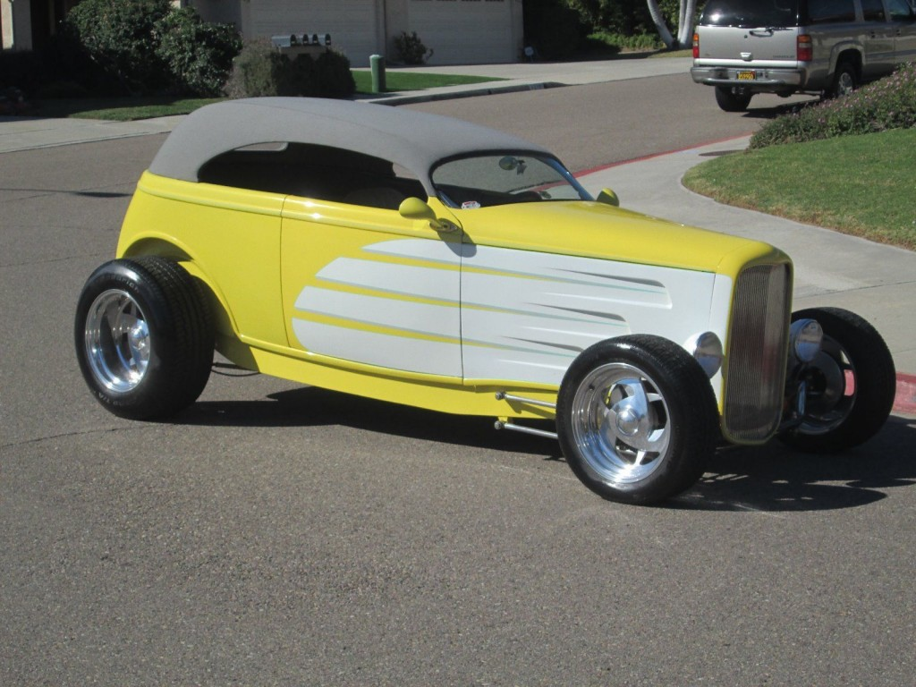 1932 Ford Roadster Goodguys Giveaway Custom Rod