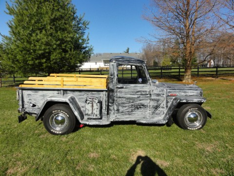 1948 Willys Overland Pick up Truck for sale
