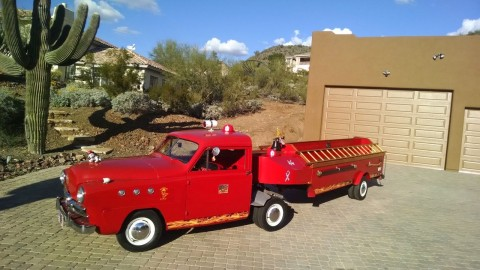 1951 Crosley hook and Ladder trailer for sale