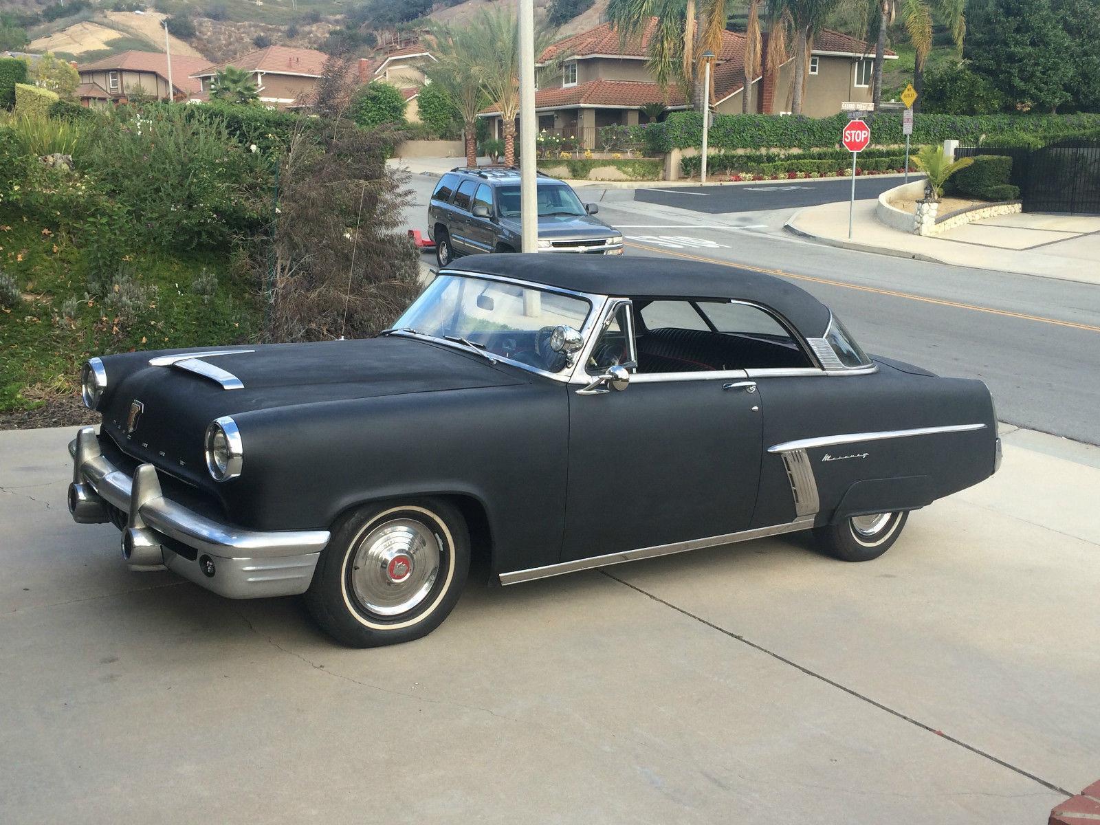 1952 mercury monterey custom for sale