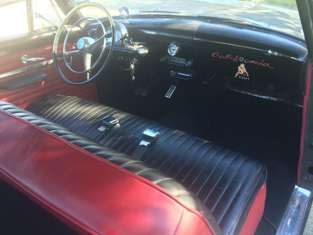 1952 Mercury Monterey Custom