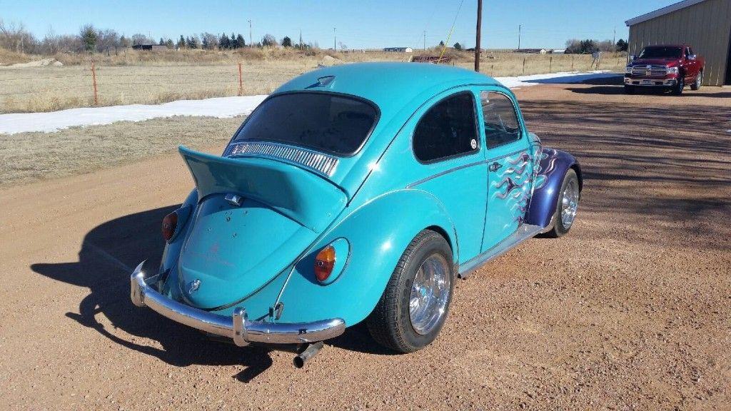 1965 Custom Volkswagen Beetle Classic
