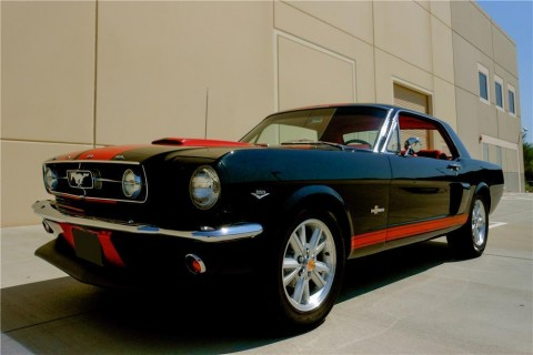 1965 Ford Mustang Custom Restoration for sale