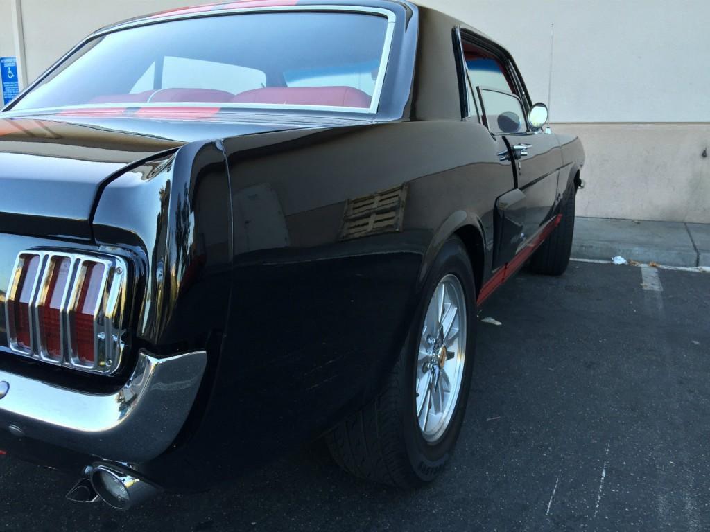 1965 Ford Mustang Custom Restoration