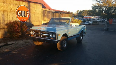 1972 GMC Jimmy Custom 4×4 for sale