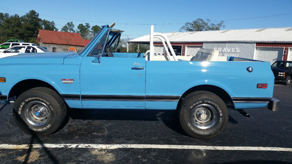 1972 GMC Jimmy Custom 4×4