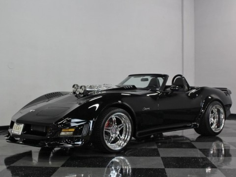 1974 Chevrolet Corvette Merlin 522ci, TWIN Whipple Superchargers for sale