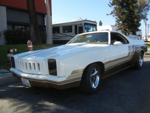 1975 Chevrolet El Camino customize for sale