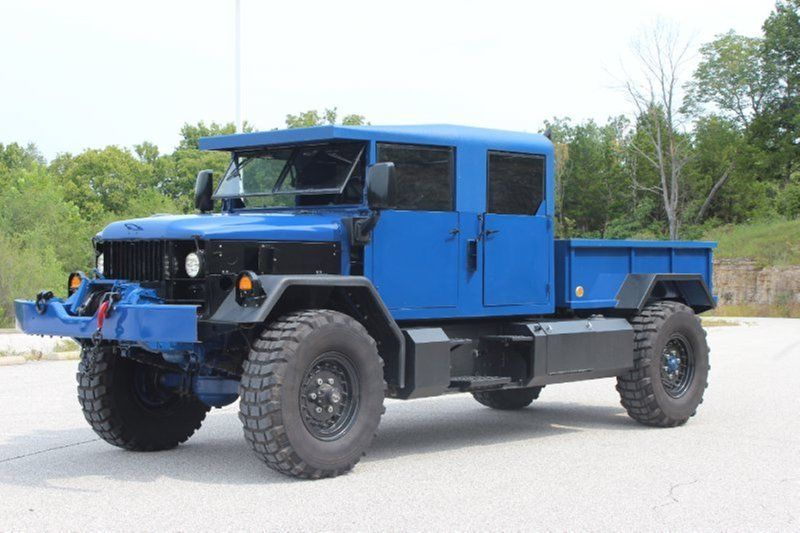 1978 military m35a2 jeep corporation 2 1 2 ton cargo truck for sale. Black Bedroom Furniture Sets. Home Design Ideas