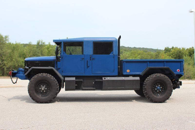 1978 Military M35A2 Jeep Corporation 2-1/2 ton cargo truck for sale