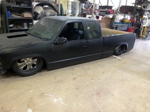 1994 Chevrolet Silverado 1500 Bagged Truck for sale