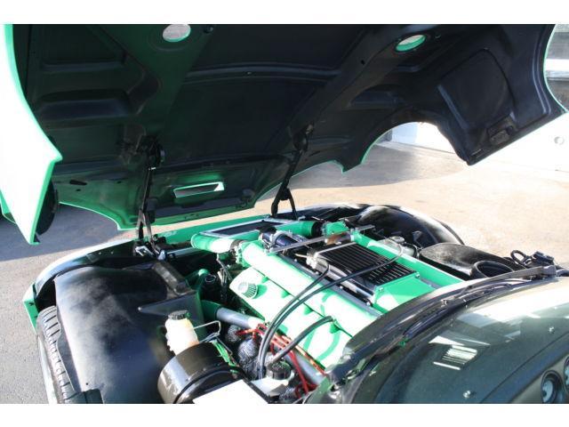 1994 Dodge Viper RT/10 Custom Green Paint