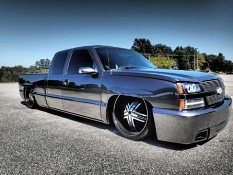 2001 Chevrolet Silverado 1500 Lowrider Show Truck for sale