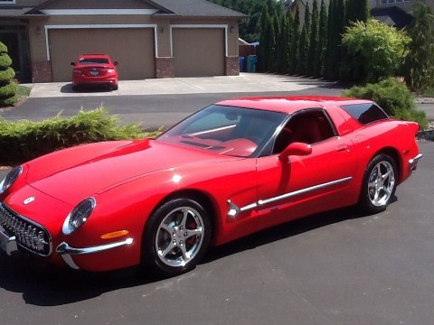 2002 Chevrolet Corvette Nomad Custom for sale
