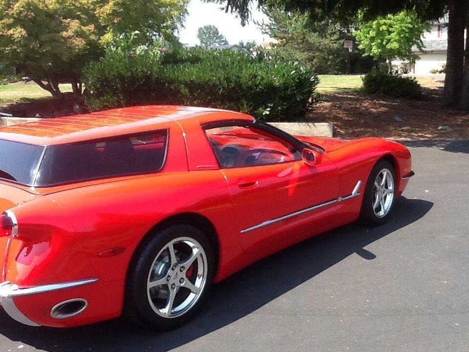 2002 Chevrolet Corvette Nomad Custom