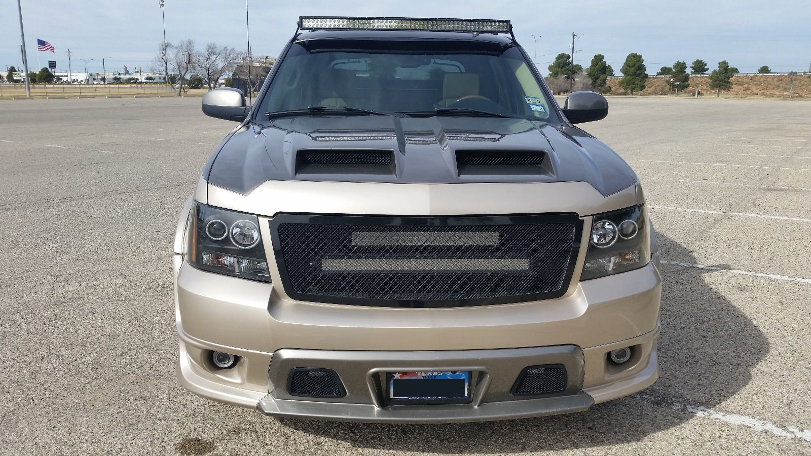 2008 Chevrolet Avalanche Lt Custom Conversion For Sale