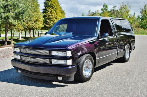 Fully Rebuilt top to Bottom 1990 Chevrolet 1500 Custom for sale