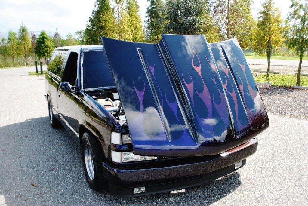 Fully Rebuilt top to Bottom 1990 Chevrolet 1500 Custom