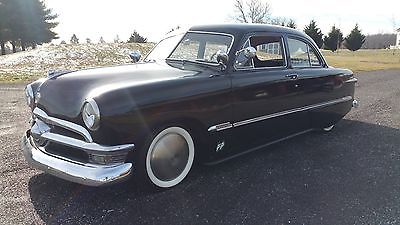 1950 Ford Custom 2 Door Flat Head V8 Manual Transmisison for sale