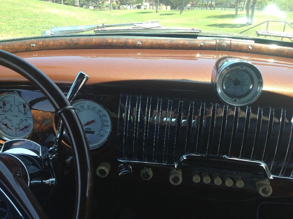 1952 Chevy Chevrolet CHOP TOP Custom Kustom FLEETLINE