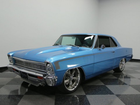 1966 Chevrolet Nova Pro Touring for sale