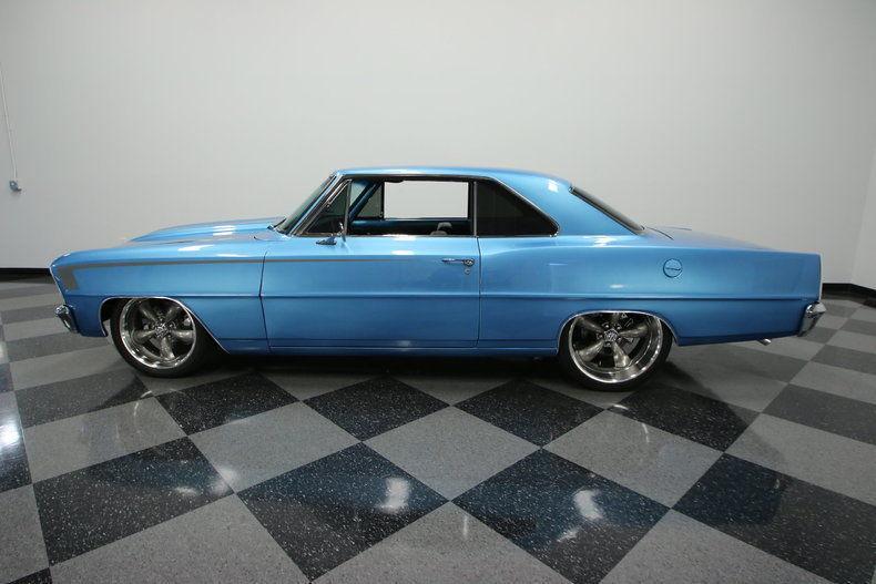 1966 Chevrolet Nova Pro Touring