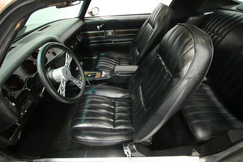 1972 Chevrolet Camaro RS Custom