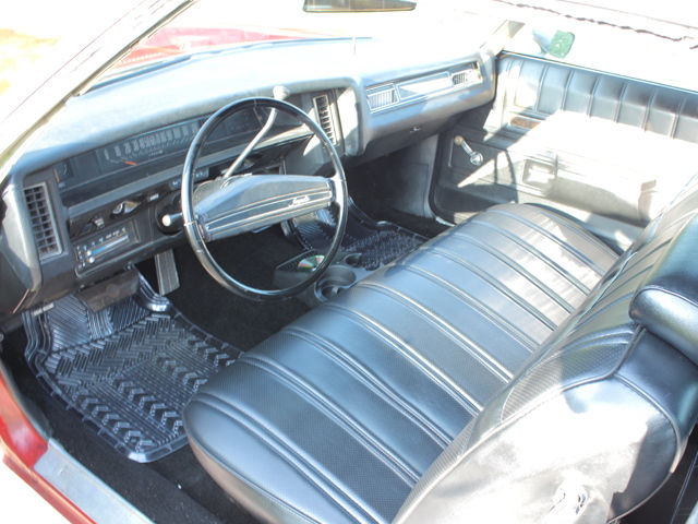 1972 Chevrolet Impala custom