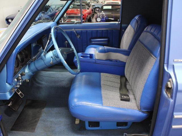 1973 Jeep Wagoneer Custom WYLE E. Coyote Custom Paint, 360 V8