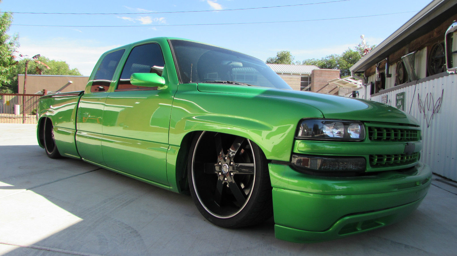 2000 Chevrolet Silverado 1500 Custom For Sale