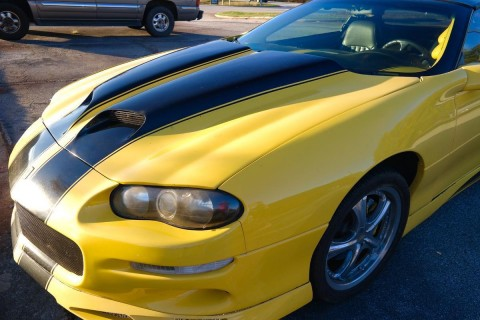 2001 Chevrolet Camaro Coupe Custom for sale