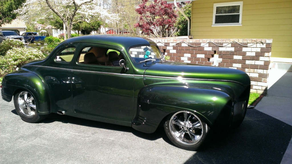 1941 Plymouth Custom Street Rod