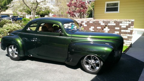 1941 Plymouth Custom Street Rod for sale