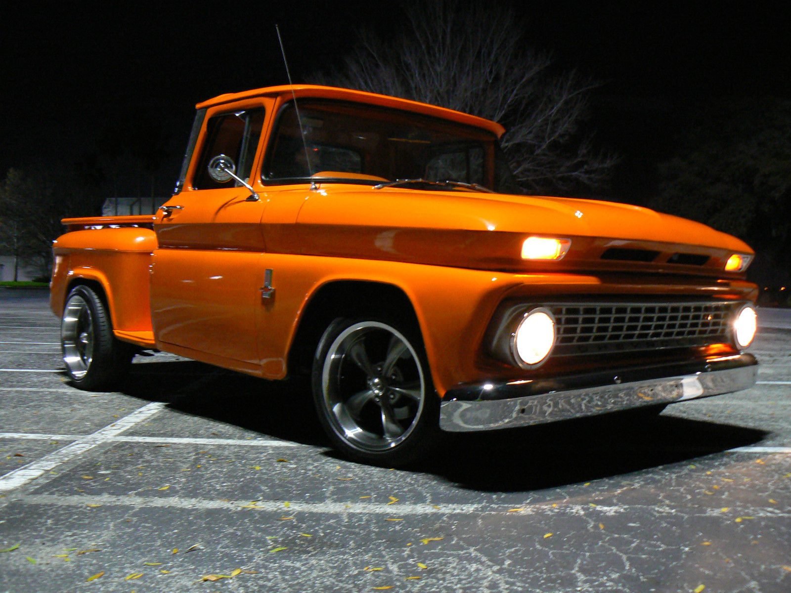 1962 Chevrolet C 10 Custom Stepside Shortbed For Sale