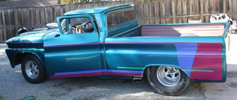 1963 Chevy C 10 Pro Street Pickup for sale