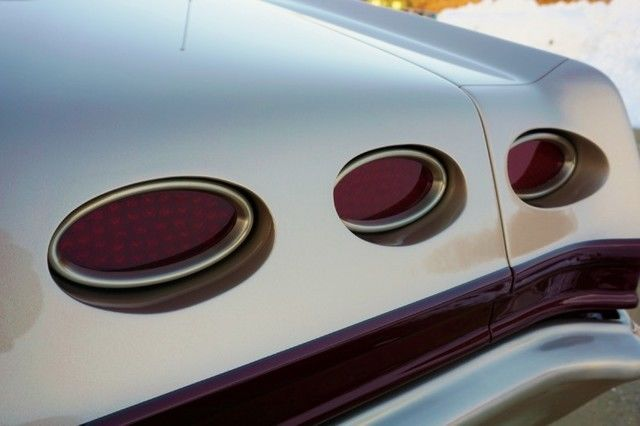 1965 Chevrolet Impala Custom Show Winner