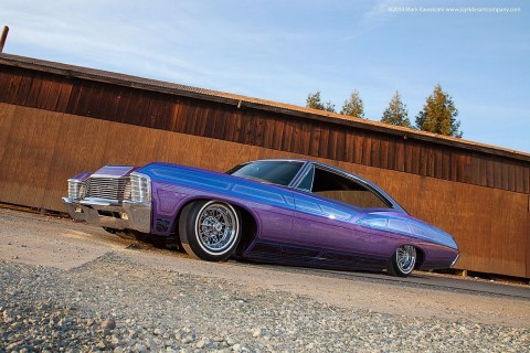 1967 Chevrolet Impala Lowrider Custom for sale