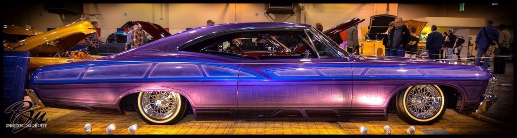 1967 Chevrolet Impala Lowrider Custom